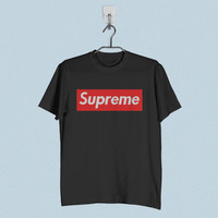 Men T-Shirt - Supreme