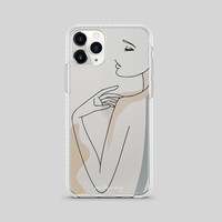 Tough Bumper iPhone Case - Flirt