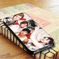 5sos 5 Seconds Of Summer Ashton Irwin Calum Hood Luke Hemmings Michael Clifford iPhone 4 | iPhone 4S Case