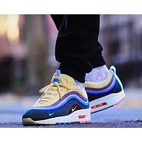 Nike Air Max 97 / 1 Sean Wotherspoon AJ4219-400 VF SW Hybrid Sport Running Shoes
