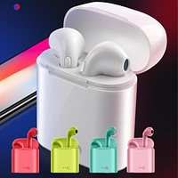 i7s TWS Wireless Bluetooth Earphone In-ear Stereo Gaming Sport Earbuds With Charging Box for iPhone Xiaomi huawei