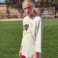 Free People Vintage 1970s Cougars Jersey