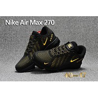 Nike Air Max Flair 270 Golden/black size 40-47