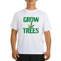 GROW TREES Performance Dry T-Shirt> Grow Trees> 420 Gear Stop