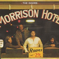 The Doors Morrison Hotel Album Cover Poster 22x34