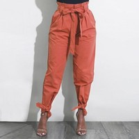 Cargo Bow Pants