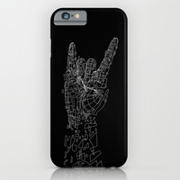 Metal iPhone & iPod Case by Tombst0ne