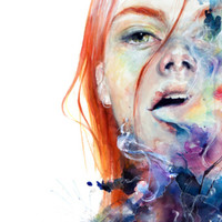 this thing called art is really dangerous Mug by Agnes-cecile