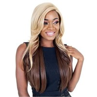 LACE FRONT WIG - LONG  STRAIGHT  - BEVERLY
