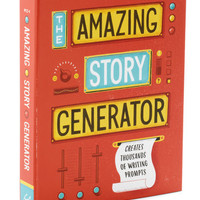 Chronicle Books Scholastic The Amazing Story Generator