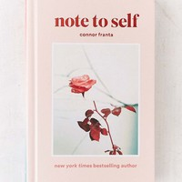 Note To Self By Connor Franta | Urban Outfitters