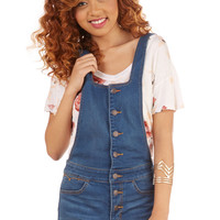 Wind in Your Hair Overalls