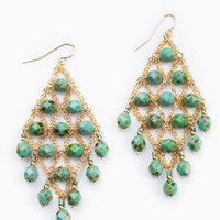 Jade Seed Earrings