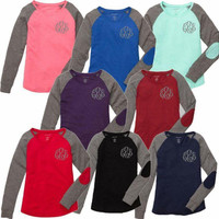 Monogrammed Elbow Patch Shirt (Pre-Order)