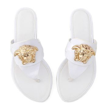 Versace slippers (5 colors)