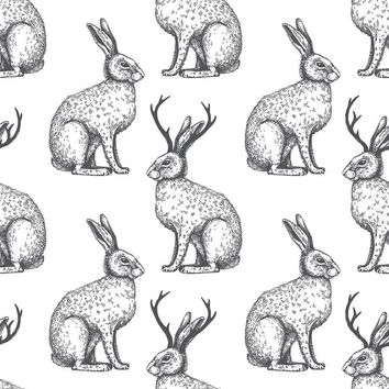 The Legend of the Jackalope Wallpaper