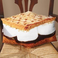 iscream S'more Souvenier Autograph Pillow