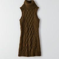AEO SLEEVELESS SWEATER DRESS