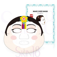 BRTC Make Over Mask Purity Character (Sparkling charm Firming Mask)  *exp.date 07/18*