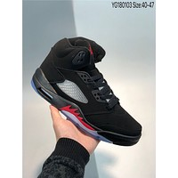 Nike AIR JORDAN 5 AJ5 cheap Men's and women's nike shoes