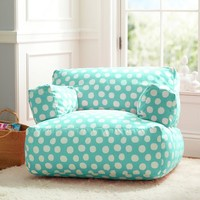 Pool Painted Dot Eco Lounger