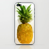 Pineapple iPhone & iPod Skin by Three of the Possessed   Society6