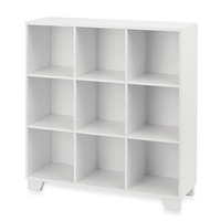 Real Simple® 9-Cube Storage Unit in White