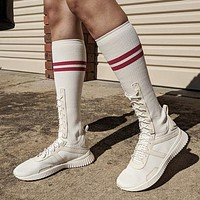 Puma X Fenty Trainer High Stockings Casual Running Shoes Women Fashion High Boots