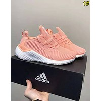 Adidas Alphaboost Trending Women Men Comfortable Sport Running Shoes Sneakers 1#