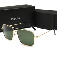 PRADA Sunglass for women men 98015