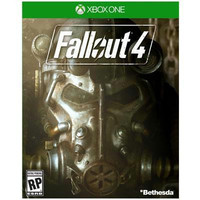 Fallout 4 Xbox One Video Game