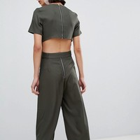 Unique 21 culotte jumpsuit at asos.com