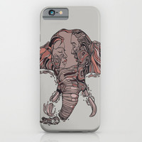 I Forget Where We Were iPhone & iPod Case by Huebucket