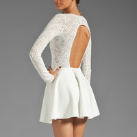 Boulee Avery Dress in Off White from REVOLVEclothing.com