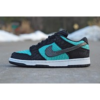 Nike Sb Dunk Low Sneaker Python Diamond 304292 402