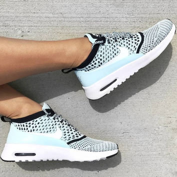 Nike Air Max ultra Flyknit Women Casual Running Sport Shoes Sneakers
