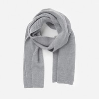 The Chunky Wool Scarf