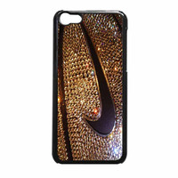 Nike Future On Wood Gray iPhone 5c Case