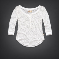PC Highway Lace Henley