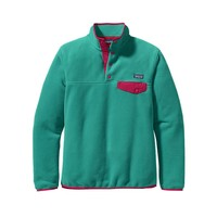Patagonia Women's Lightweight Synchilla® Recycled Fleece Snap-T® Pullover