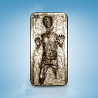 Han Solo in Carbonite customized for iphone 4/4s/5/5s/5c ,samsung galaxy s3/s4/s5 and ipod 4/5 cases