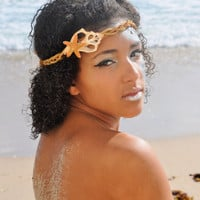 Wild and Free Starfish Headband