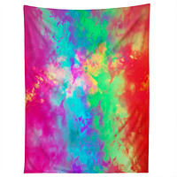 Caleb Troy Painted Clouds Vapors II Tapestry