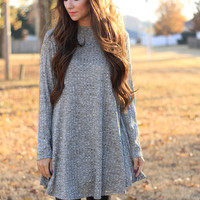 Hometown Girl Tunic Dress