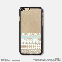 Aztec Design on wood iPhone 6 6Plus case iPhone 5s case iPhone 5C case iPhone 4 4S case Samsung galaxy Note 2 Note 3 Note 4 S3 S4 S5 case 132