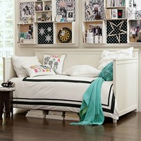Beadboard Daybed + Trundle