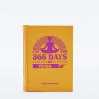 365 Days of Yoga - Urban Outfitters