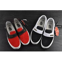 Fear of God x Vans Low Skateboarding Shoes 35-44