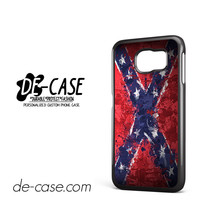Confederate Rebel Flag Painting DEAL-2815 Samsung Phonecase Cover For Samsung Galaxy S6 / S6 Edge / S6 Edge Plus
