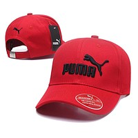 Puma Fashion Snapbacks Cap Women Men Puma Sports Sun Hat Baseball Cap Q_1481979175